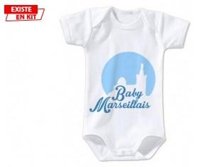 Baby marseillais: Body bébé-su7.fr