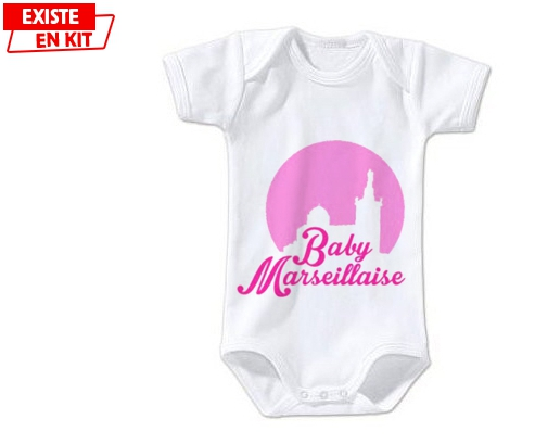 Baby marseillaise: Body bébé-su7.fr
