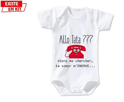 Allo tata: Body bébé-su7.fr
