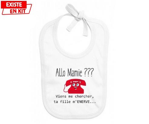 Allo mamie: Bavoir bébé-su7.fr