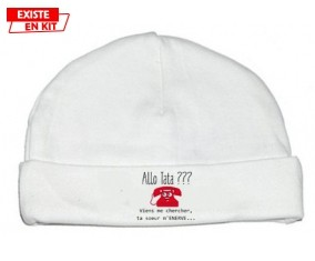 Allo tata: Bonnet bébé-su7.fr