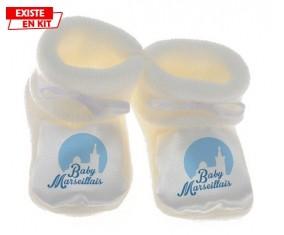 Baby marseillais: Chausson bébé-su7.fr