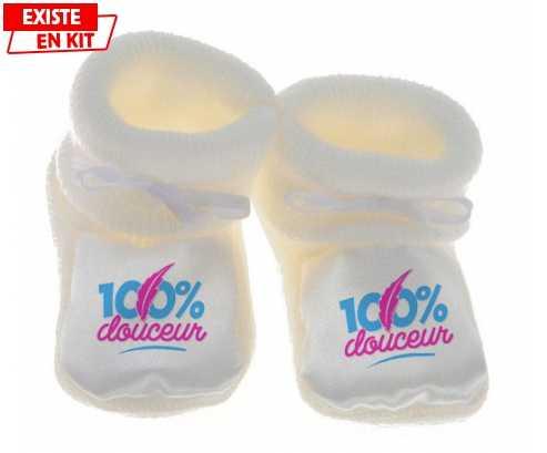 100% douceur style2: Chausson bébé-su7.fr