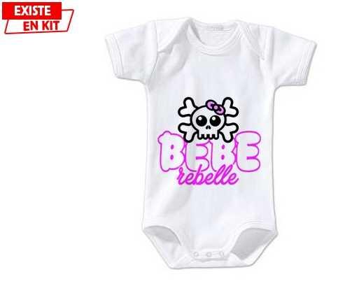 Bébé rebelle style2: Body bébé-su7.fr