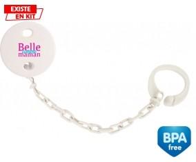 Belle comme maman style2: Attache-sucette-su7.fr