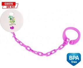 Baby mojito: Attache-sucette-su7.fr
