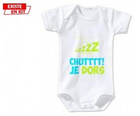 Chutttt je dors: Body bébé-su7.fr