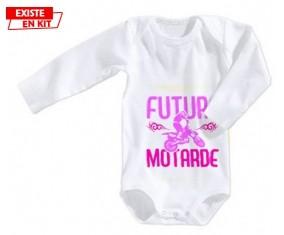 Future motarde style2: Body bébé-su7.fr