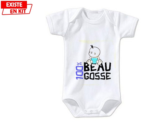 100% beau gosse: Body bébé-su7.fr