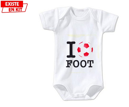 I love foot: Body bébé-su7.fr