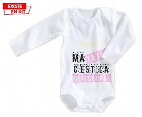 Tata c est la meilleure: Body bébé-su7.fr