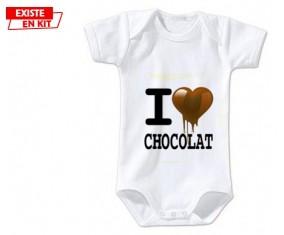 I love chocolat style2: Body bébé-su7.fr
