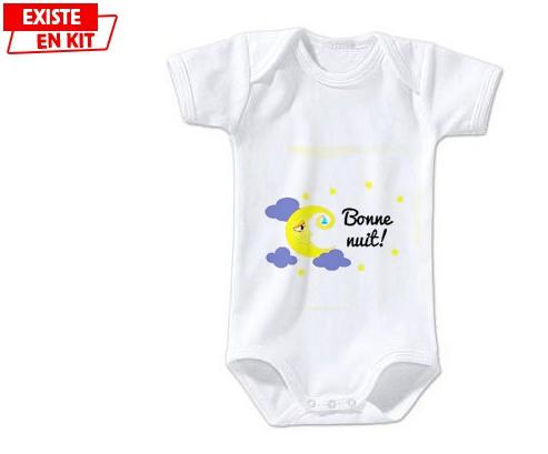 Bonne nuit!: Body bébé-su7.fr
