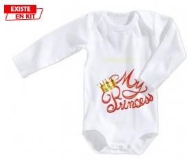 My princess: Body bébé-su7.fr