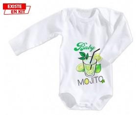 Baby mojito: Body bébé-su7.fr