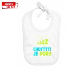 Chutttt je dors: Bavoir bébé-su7.fr