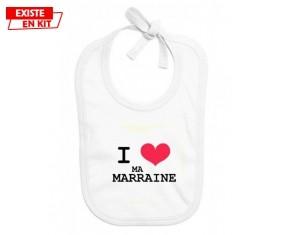 I love ma marraine: Bavoir bébé-su7.fr