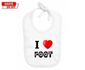 I love foot humour: Bavoir bébé-su7.fr