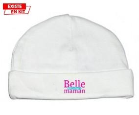 Belle comme maman style2: Bonnet bébé-su7.fr