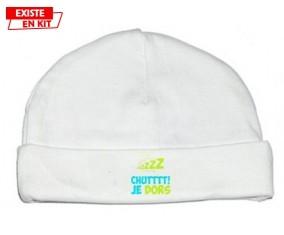 Chutttt je dors: Bonnet bébé-su7.fr