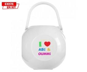 I love abi et oummi: Boîte à sucette-su7.fr
