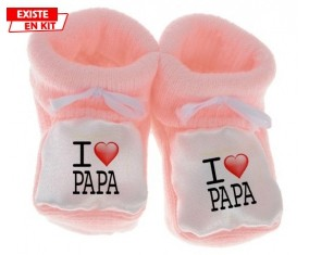 I love papa style1: Chausson bébé-su7.fr