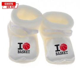 I love basket style1: Chausson bébé-su7.fr