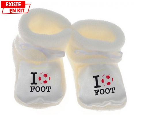 I love foot: Chausson bébé-su7.fr