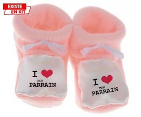 I love mon parrain: Chausson bébé-su7.fr