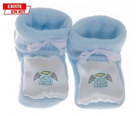 Baby angel style1: Chausson bébé-su7.fr