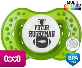 Futur rugbyman : Sucette LOVI Dynamic personnalisée