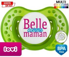 Belle comme maman style2: Sucette LOVI Dynamic-su7.fr