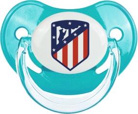 Tetine Club Atlético de Madrid embout Physiologique personnalisée