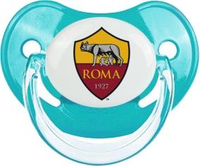 As Roma : Sucette Bleue classique embout physiologique