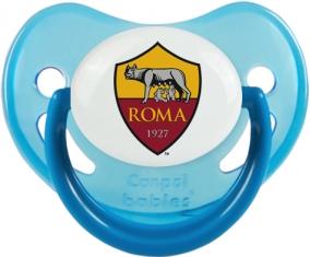 As Roma : Sucette Bleue phosphorescente embout physiologique