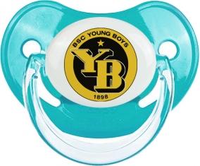 Tetine Young Boys Berne embout Physiologique personnalisée