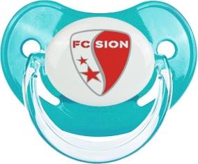 Tetine FC Sion embout Physiologique personnalisée