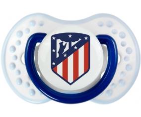 Club Atlético de Madrid + prénom : 0/6 mois - Marine-blanc-bleu classique embout Lovi Dynamic