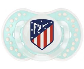 Club Atlético de Madrid + prénom : 0/6 mois - Retro-turquoise-lagon classique embout Lovi Dynamic