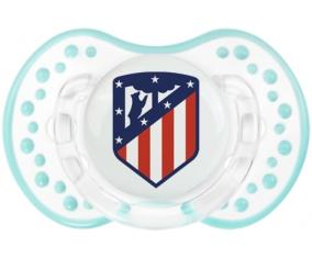 Club Atlético de Madrid + prénom : 0/6 mois - Retro-blanc-lagon classique embout Lovi Dynamic