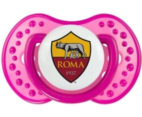 As Roma + prénom : 0/6 mois - Rose classique embout Lovi Dynamic