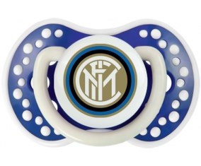 Inter de Milan + prénom : 0/6 mois - Bleu-marine phosphorescente embout Lovi Dynamic