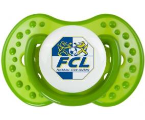 Tetine FC Lugano embout LOVI Dynamic personnalisée