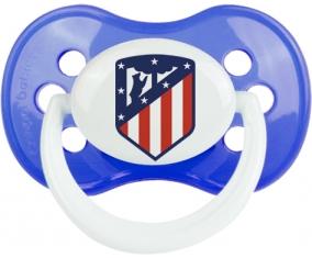 Club Atlético de Madrid : Sucette Anatomique personnalisée