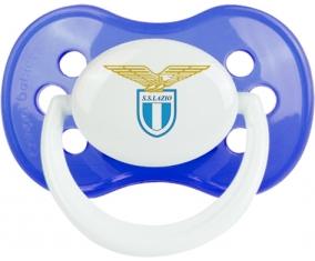 Società Sportiva Lazio + prénom : Bleu classique embout anatomique
