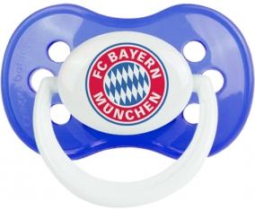 Tetine FC Bayern Munchen embout Anatomique personnalisée