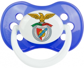 Benfica Lisbonne + prénom : Bleu classique embout anatomique