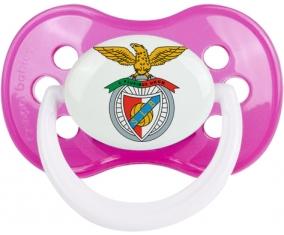Benfica Lisbonne + prénom : Rose classique embout anatomique