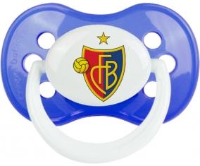 Tetine FC Bâle embout Anatomique personnalisée