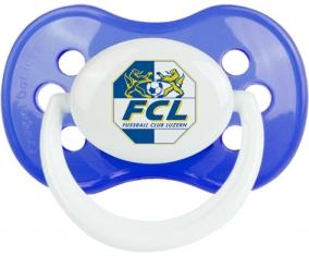 FC Lugano : Sucette Anatomique personnalisée